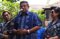 Gelar Jumpa Pers, SBY Ingin Ucapkan Selamat untuk Partai Lain