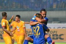 Hasil Liga 1, Kemenangan Perdana Persib Bandung dan Borneo FC