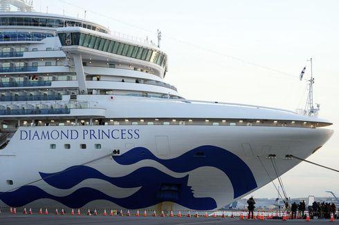 Dua Penumpang Kapal Pesiar Diamond Princess Meninggal Dunia karena Virus Corona