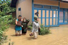 Sudah Sepekan Ratusan Rumah di Samarinda Terendam Banjir
