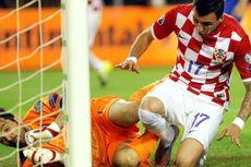 Buffon dan De Silvestri Jadi Korban di Kroasia