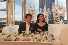 Anniversary ke-2 Pernikahan, Syahrini Jaga Keharmonisan dengan Reino Barack