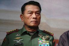 2.400 Tentara Gelar Apel Pengamanan Pelantikan Presiden