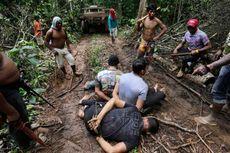 Suku Asli Amazon Serang Para Pembalak Liar