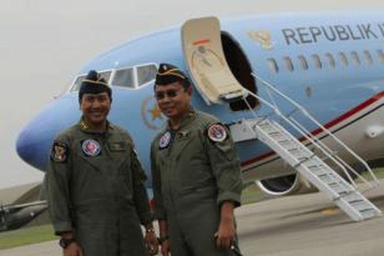 Empat Pilot TNI AU Dilatih 40 Hari di AS untuk Pesawat ...