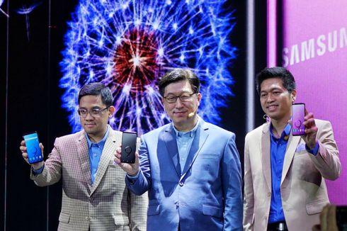 Samsung Galaxy S9 dan Galaxy S9 Plus Resmi Masuk Indonesia