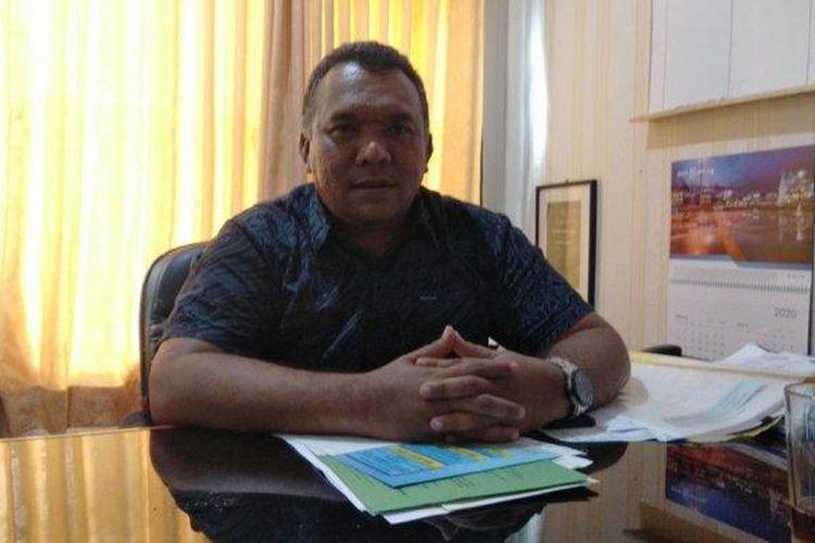 Ketua DPRD Bantul Hanung Rahardjo.