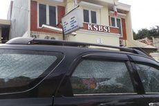 Polisi Olah TKP di Kantor Serikat Buruh yang Ditembaki