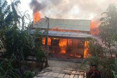 Kebakaran 100 Hektare Lahan di Bengkulu Hanguskan Rumah Warga