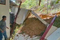 2 Rumah Rusak Tertimpa Longsor dan 200 Rumah Terendam Banjir di Balikpapan