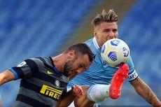 Inter Milan Vs Lazio, Ujian Sesungguhnya bagi Si Ular Raksasa