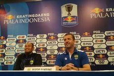 Piala Indonesia, Pelatih Persib Optimistis Bisa Lolos