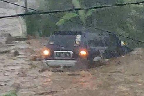 2 Pembuat Roti Hilang Terseret Banjir Bandang di Sukabumi