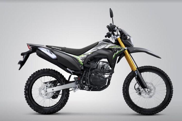 Honda Crf150l Punya Pilihan Warna Baru