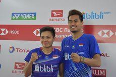 Indonesia Masters 2020, Tontowi Sebut Apriyani Tak Perlu Bermain seperti Liliyana Natsir