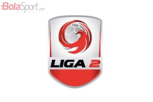 Sidoarjo dan Palembang Jadi Tuan Rumah Babak Perempat Final Liga 2