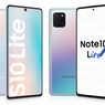 Video: Hands-on Samsung Galaxy S10 Lite dan Note 10 Lite