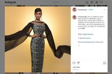 Buntut Klaim Batik, Lavanya Sivaji Miss World Malaysia 2021 Tutup Kolom Komentar dan Minta Maaf