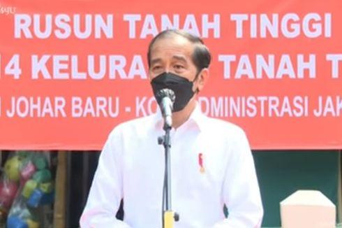 Kamis Pekan Ini, Jokowi Ingin Asrama Haji Pondok Gede Siap Dipakai untuk RS Darurat Covid-19