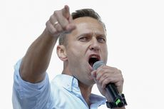 Keracunan Novichok, Alexei Navalny Tuduh Putin Dalangnya