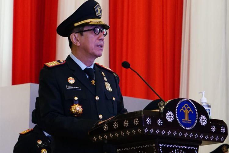 Yasonna Laoly: Dulu Media Tutup Ditekan Rezim, Kini akibat Persaingan