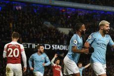 Menerka Gol Laga Man City Vs Arsenal, Kotak Penalti The Gunners Jadi