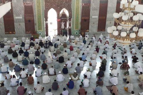 Tarekat Naqsabandiyah Sumbar Mulai Puasa Ramadhan Senin Besok, Shalat Tarawih Malam Ini