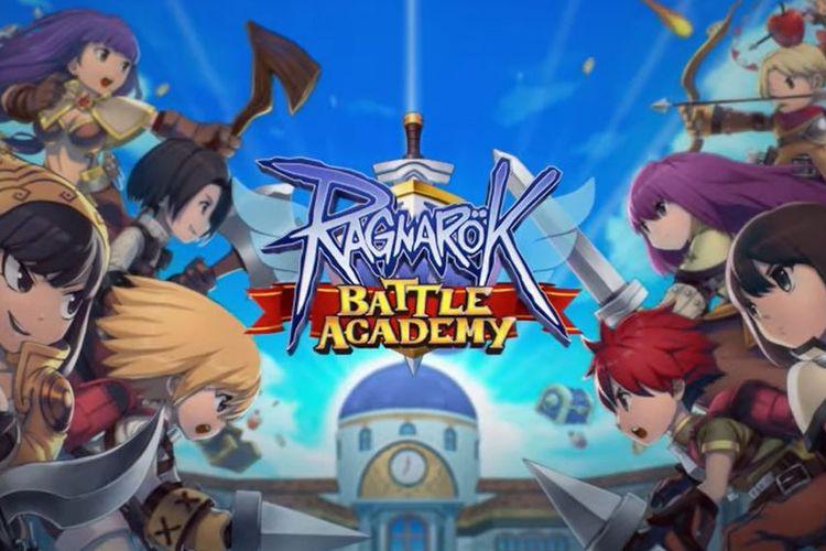 Poster Ragnarok Battle Academy