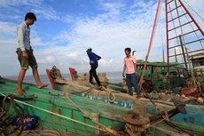 Curi Ikan di Laut Indonesia, 13 Kapal Nelayan Asal Vietnam Diamankan