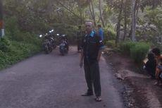 Longsor di Tasikmalaya, Akses Jalan Cikeusal ke Ibu Kota Singaparna Lumpuh