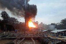 Setelah 39 Hari, Kebakaran Sumur Minyak Ilegal di Batanghari Akhirnya Padam