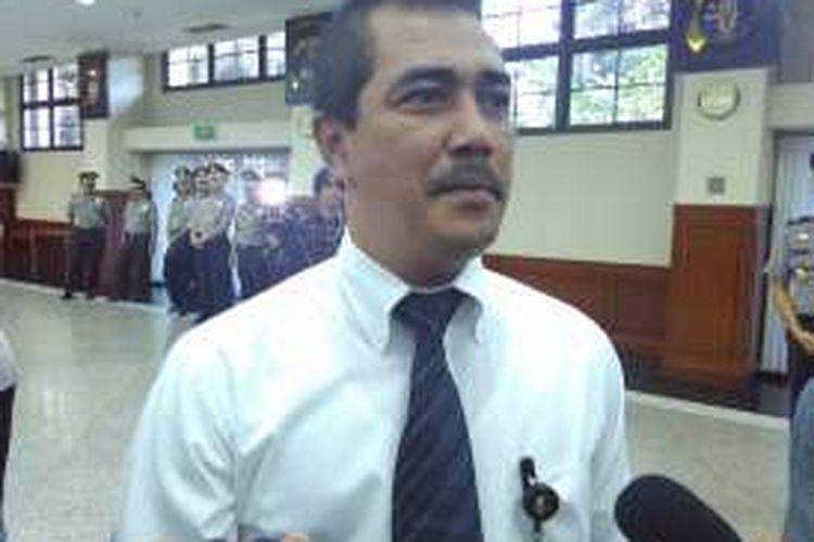 Direktur Tindak Pidana Umum Brigjen Pol Agus Andrianto.