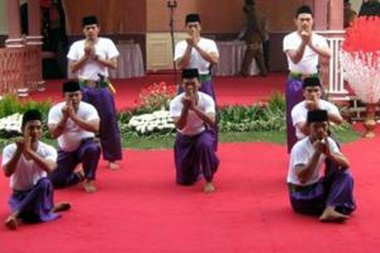 Silat Cingkrik, salah satu warisan budaya betawi yang berasal dari Kampung Rawa Belong.