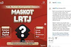 LRT Jakarta Buka Kompetisi Desain Maskot Berhadiah Puluhan Juta, Ini Syarat, Ketentuan, dan Cara Pendaftaran