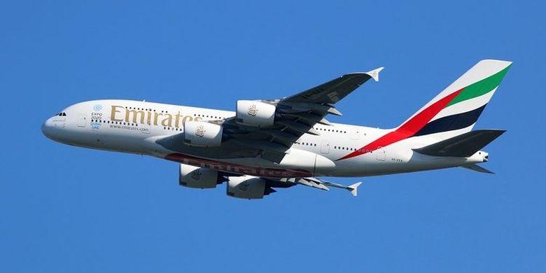 Promo Tiket Spesial Maskapai Emirates Untuk Turis Indonesia Berikut Daftar Harganya Halaman All Kompas Com