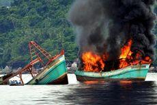 KKP Tangkap Enam Kapal Ilegal Berbendera Vietnam