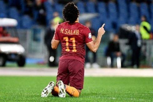 Salah Merapat ke Liverpool, AS Roma Cari Pengganti