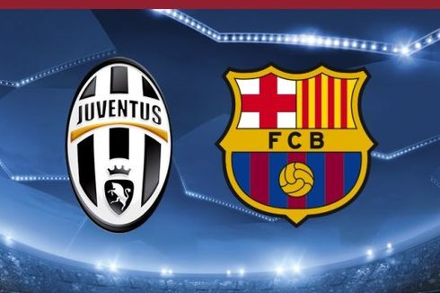 Klasemen Liga Champions, Juventus dan Barcelona Berebut Puncak