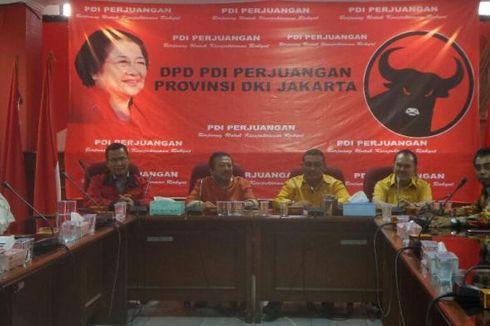 Hanura Berharap PDI-P Dukung Ahok-Djarot pada Pilkada DKI 2017