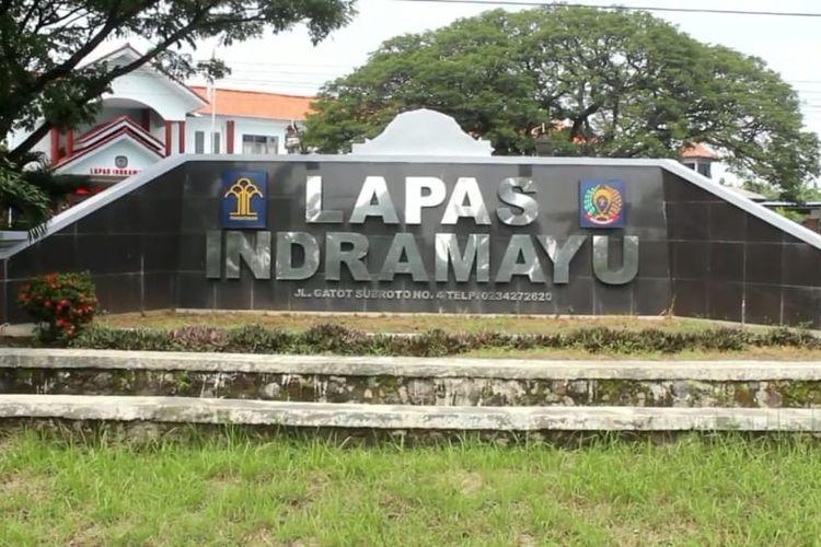 Lembaga pemasyarakatan (Lapas) Indramayu.