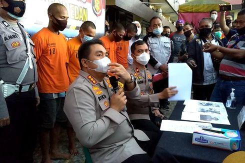 Dua Polisi Gadungan Tahanan Polsek Sunggal Meninggal, Ini Penjelasan Kapolres Medan