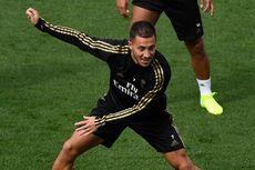 Eden Hazard Dinilai Bisa Memenangi Ballon d'Or bersama Real Madrid