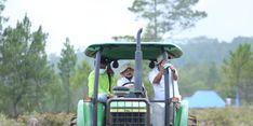 Kementan Dukung Petani Simalungun Bangun Irigasi Pertanian