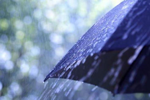 Akhir Pekan, Waspada Hujan Lebat dan Angin Kencang di Wilayah Ini