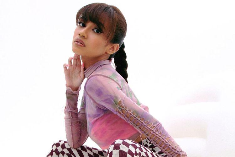 Penyanyi Audrey Taipiheru.