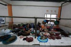 Sejak Antraks Muncul, Pedagang Hanya Mampu Jual 2 Kg Daging per Hari