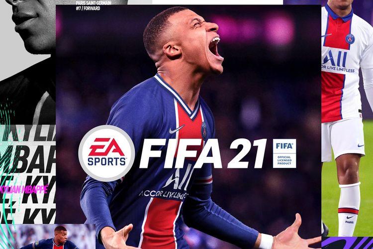 Poster FIFA 21.