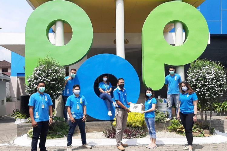 Sertifikasi CHSE POP! Hotel Tanjung Karang, Lampung.