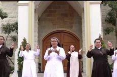 Cerita di Balik Video Viral 6 Suster dari Jember Bernyanyi Lagu Idul Fitri, Ternyata gara-gara Covid-19