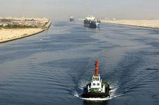 Sejarah Terusan Suez, Menghubungkan antara Laut Tengah dan Laut Merah
